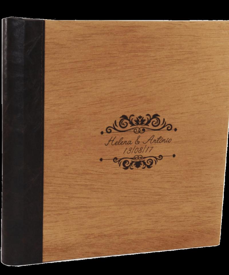 Album Digital - Wood